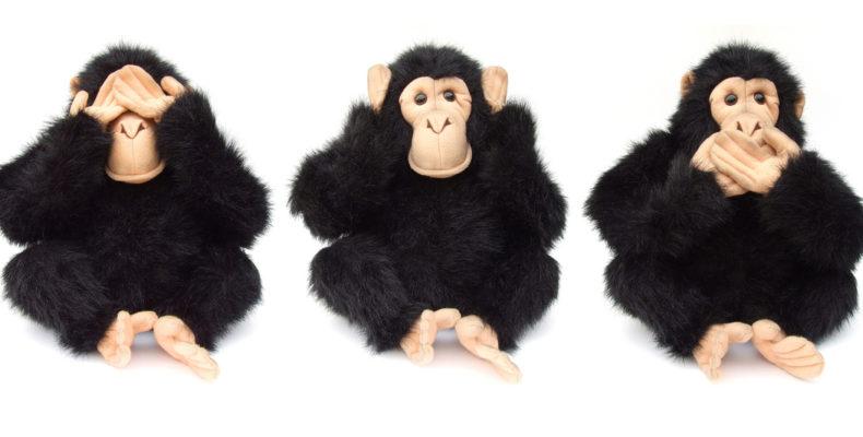 gedragsverandering experiment met apen